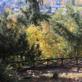 Zručský podzimní park plný spadaného listí láká k návštěvě