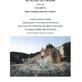 Slavnostní zahájení provozu Zpívající fontány v Mariánských Lázních - ONLINE
