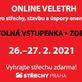 Veletrh Střechy Praha, Solar Praha a Řemeslo Praha 2021 ONLINE