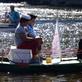 Neckyáda na Otavě v Písku, tradiční plavba netradičních plavidel