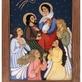 Vánoční výstava - V půlnoční hodinu anděl se zjevuje