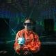 Squarepusher zahraje poprvé v České republice. Legenda elektronické hudby vystoupí na festivalu Pop Messe