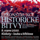 Rekonstrukce historické bitvy - Tábor