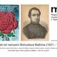 Zajímavost z Teplic: 400 let od narození Bohuslava Balbína (1621-1688)