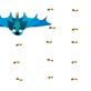 Prokop Holoubek z Midi Lidi představuje novou Písničku netopýra Mojmíra a vaří recept z Mlsných medvědích příběhů