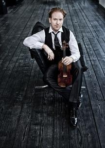 Britský houslový virtuóz Daniel Hope se vrací na Jarní GALA Strun podzimu 2015