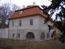Nadace Jana a Medy Mládkových získala do užívání Werichovu vilu