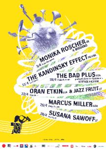 Americké trio The Bad Plus vzdá hold zakladateli free jazzu Ornettu Colemanovi. Již tuto sobotu 18.4. v Paláci Akropolis!