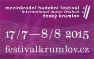 Mezinárodní hudební festival Český Krumlov 2015 představuje program