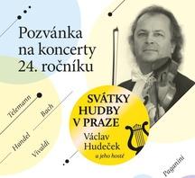 24. ročník Hudečkových Svátků hudby odstartuje v italském tónu