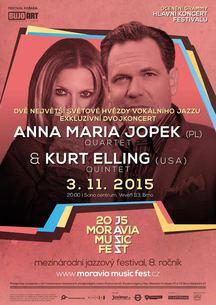 Count Basie Orchestra kompletně zrušili evropské turné! Místo nich vystoupí světové hvězdy Anna Maria Jopek a Kurt Elling