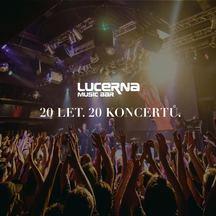 Lucerna Music Bar oslaví 20 let sérií 20 koncertů