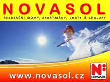 Zimní dovolenou snů prožijete i v Čechách s NOVASOL