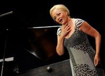 Velký hlas sopranistky Dřízgové sklidil ve Vsetíně zasloužený aplaus