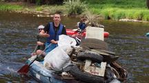 22. březen je Světovým dnem vody – pomozte uklidit naše řeky!