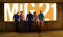 """Populární kapela Mig 21 vás dostane do """"Huráklípečku"""""""