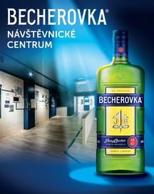Návštěvnické centrum Becherovka