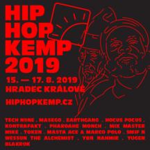 Hip Hop Kemp 2019 vypukne jiz pristi tyden! Program festivalu narusta do poslednich dni!