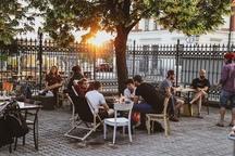 Kulturní prostor Burza #4 oživuje Pražskou tržnici