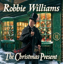 "ROBBIE WILLIAMS VYDÁ 22. LISTOPADU 2019 SVÉ PRVNÍ VÁNOČNÍ ALBUM ""THE CHRISTMAS PRESENT"""