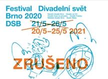 Zrušení festivalu Divadelní svět Brno 2020