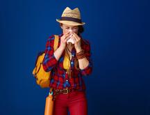 I na výletě vás může potkat alergie