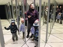 Zrcadlový labyrint Na Rychtě Úvalno