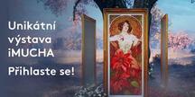 Prima ZOOM přináší unikátní výstavu iMUCHA