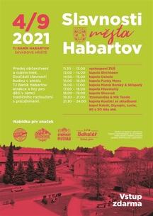 Habartovské slavnosti 2021