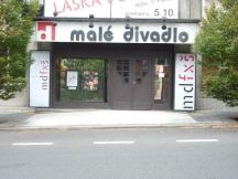Malé divadlo - F. X. Šaldy Liberec