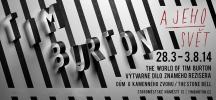 """Vstupenky na výstavu """"Tim Burton a jeho svět"""" jsou již v předprodeji"""