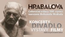 Praha 8 zahajuje oslavy 100. výročí narození Bohumila Hrabala