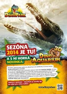 Nová sezóna v Dinoparku Ostrava začíná!