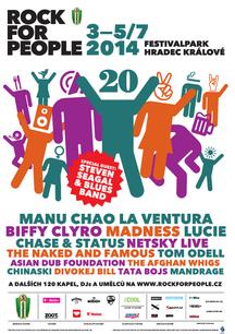 Dvacátý Rock for People slibuje party shvězdami i radost zobjevování nových kapel – už za měsíc!