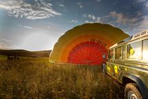Prázdniny v balónu