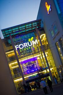 Udělejte si malé prázdniny v OC FORUM Liberec