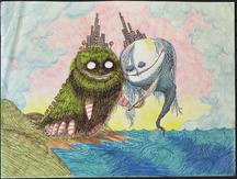 """Výstavu """"Tim Burton a jeho svět"""" vidělo téměř 107 tisíc lidí"""