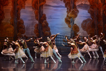 Slavný Moscow City Ballet přijede s Labutím jezerem