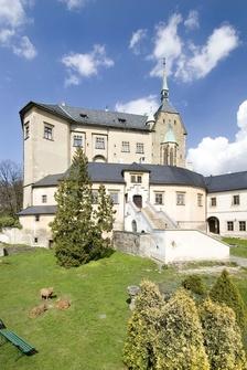 Pohádkové promítání na hradě Šternberk