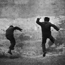 Významná fotografka Dagmar Hochová ve Fiducii - výstava Akrobatka na glóbu života