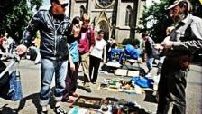 Bleší trh - Tylovo náměstí - každou poslední sobotu v měsíci