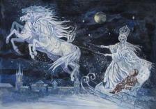 Sněhová královna - Západočeské divadlo v Chebu