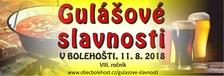 Gulášové slavnosti 2018 v Bolehošti na Rychnovsku