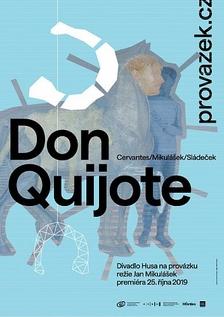 Don Quijote - Divadlo Archa