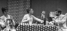 Motýl na anténě / Audience - Divadlo na Vinohradech