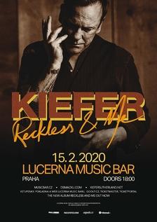 Keifer Sutherland - Lucerna Music Bar