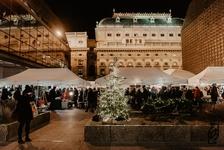 Dyzajn market Zima - Náměstí Václava Havla