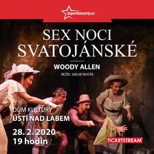 SEX NOCI SVATOJÁNSKÉ//