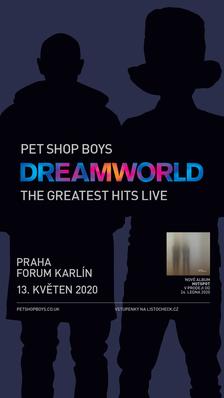 Pet Shop Boys vystoupí v Praze se svými největšími hity!