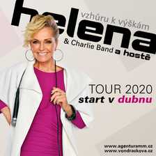 HELENA VONDRÁČKOVÁ - Vzhůru k výškám Tour 2020